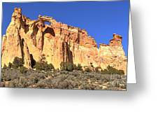 Groscenor Double Arch Panorama Greeting Card