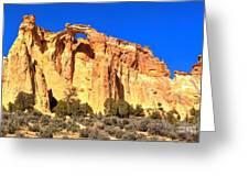 Grosvenor Arch Panorama Greeting Card