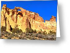 Grosvenor Double Arch Panorama Greeting Card