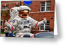 Ground Control To Major John Greeting Card