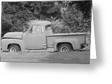 Grounded Pickup Greeting Card