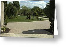 Grounds For Sculpture Greeting Card