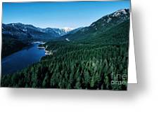 Grouse Mountain Greeting Card