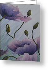 Growing Rains Greeting Card
