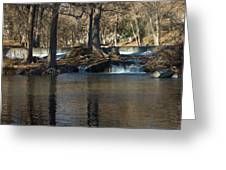 Guadalupe Overflows Greeting Card