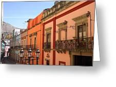 Guanajuato Greeting Card