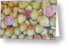 Guavas - Chapala Greeting Card