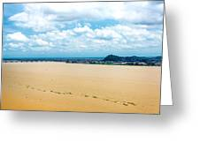 Guayas River View Greeting Card