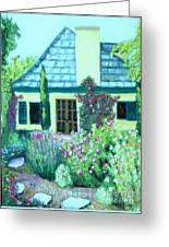 Guest Cottage Greeting Card