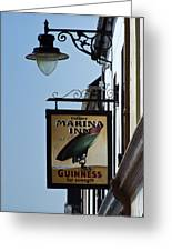 Guinness For Strength Dingle Ireland Greeting Card
