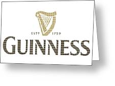 Guinness Greeting Card