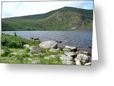 Guinness Lake Greeting Card
