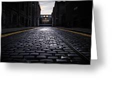 Guinness Storehouse Gate - Dublin, Ireland - Travel Photography Greeting Card