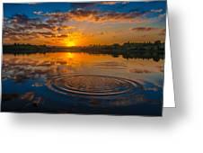 Guladoo Lake Greeting Card