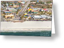 Gulf Shores - Hwy 59 Greeting Card