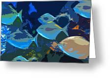 Gulf Stream Greeting Card