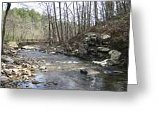 Gulpha Gorge Greeting Card