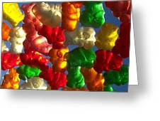 Gummybears 2 Greeting Card