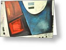 Gumshoe Greeting Card