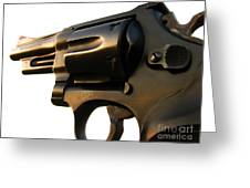 Gun Series Greeting Card