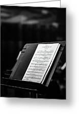 Gustav Mahler Symphony No 1 Greeting Card