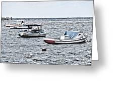 Habana Ocean Ride Greeting Card