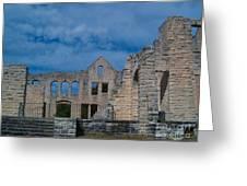 Haha Tonka Castle 1 Greeting Card