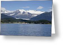 Haines Harbor Greeting Card