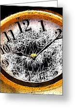 Hairy Times Greeting Card