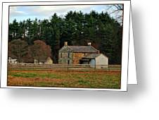 Hale Farm And Village Greeting Card