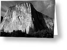 El Capitan - Yosemite, Ca Greeting Card
