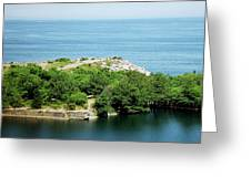 Halibut Point, 5452 Greeting Card