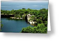 Halibut Point, 5453 Greeting Card