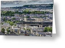 Halifax Panoramic View 2 Greeting Card