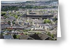 Halifax Panoramic View 5 Greeting Card