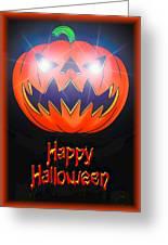 Halloween Greeting Card Greeting Card