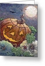 Halloween II Greeting Card