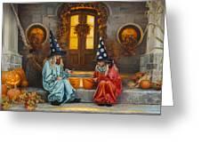 Halloween Sweetness Greeting Card
