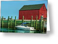 Hall's Harbour Greeting Card