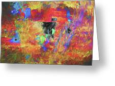 Hallucination 7976 Greeting Card