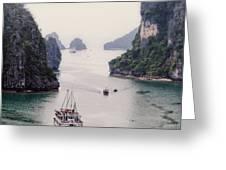 Halong Bay 8 Greeting Card