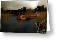 Hammonasset Sunset Greeting Card