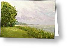 Hampton Bays Greeting Card