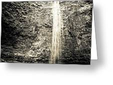 Hanakapiai Falls, Kauai, Hi Greeting Card by T Brian Jones