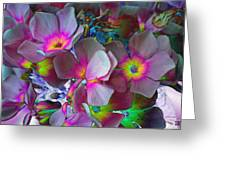 Hanging Color Greeting Card