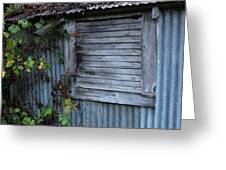 Hangtown Shed Greeting Card