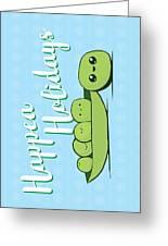 Happea Holidays Greeting Card