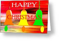 Happy Christmas 27 Greeting Card by Patrick J Murphy