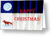 Happy Christmas 28 Greeting Card