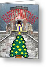 Happy Christmas 31 Greeting Card